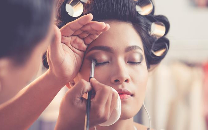 Wedding Makeup in Kalianpur