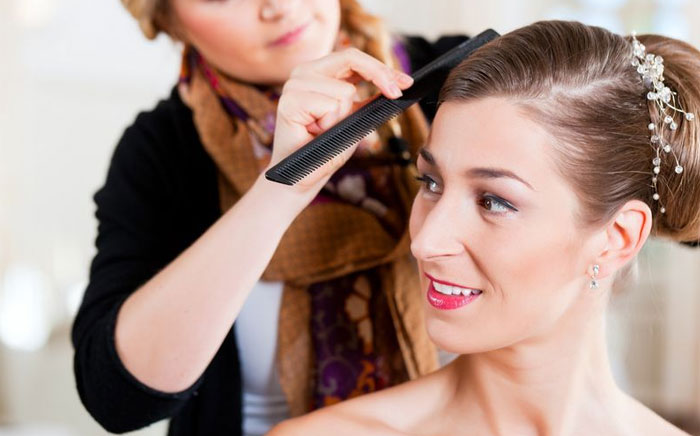 Womens Hair Styling in Fraser Road