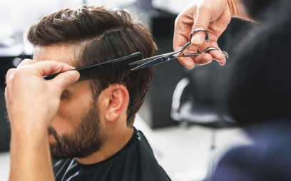 Mens Hair Styling in Muradpur