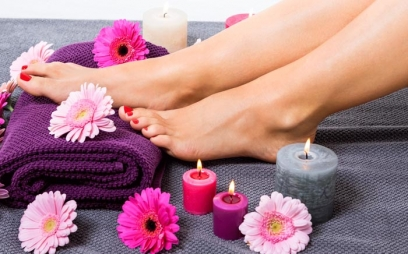 Pedicure Services in Saguna More